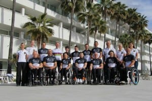 Paracycling Team 2016