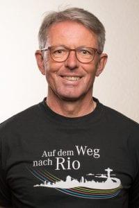 Es ist soweit - Tag des Abfluges nach Rio 2016 (c) Hans-Peter Durst