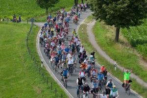 Foto NRW Radtour